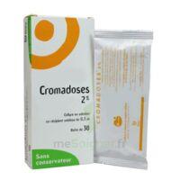 Cromadoses 2 Pour Cent, Collyre En Solution En Récipient Unidose à PÉLISSANNE