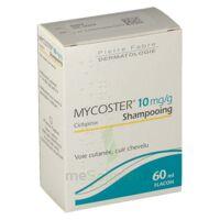 Mycoster 10 Mg/g Shampooing Fl/60ml à PÉLISSANNE