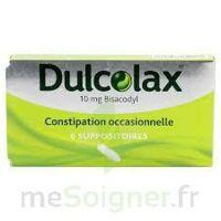 DULCOLAX 10 mg, suppositoire à PÉLISSANNE