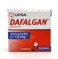 DAFALGAN 500 mg Gélules 2plq/8 (16) à PÉLISSANNE