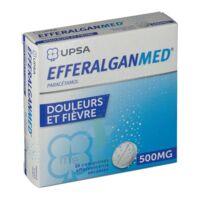 EFFERALGANMED 500 mg, comprimé effervescent sécable à PÉLISSANNE
