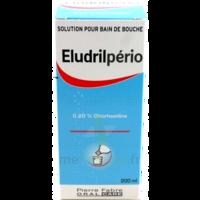 ELUDRILPERIO 0,2 %, solution pour bain de bouche à PÉLISSANNE