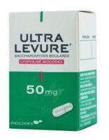 Ultra-levure 50 Mg Gélules Fl/50 à PÉLISSANNE
