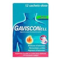 Gavisconell Suspension Buvable Sachet-dose Menthe Sans Sucre 12sach/10ml à PÉLISSANNE