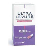 ULTRA-LEVURE 200 mg Gélules Fl/30 à PÉLISSANNE