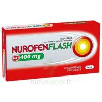 Nurofenflash 400 Mg Comprimés Pelliculés Plq/12 à PÉLISSANNE