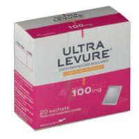 Ultra-levure 100 Mg Poudre Pour Suspension Buvable En Sachet B/20 à PÉLISSANNE