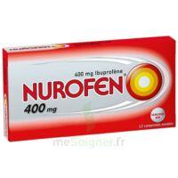NUROFEN 400 mg Comprimés enrobés Plq/12 à PÉLISSANNE