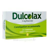 DULCOLAX 5 mg Comprimés enrobés gastro-résistants Plq/30 à PÉLISSANNE