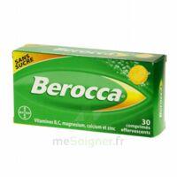 Berocca Comprimés Effervescents Sans Sucre T/30 à PÉLISSANNE
