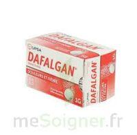 Dafalgan 1000 Mg Comprimés Effervescents B/8 à PÉLISSANNE