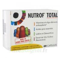 Nutrof Total Caps Visée Oculaire B/60 à PÉLISSANNE