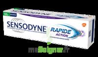 Sensodyne Rapide Pâte Dentifrice Dents Sensibles 75ml à PÉLISSANNE