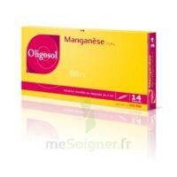 Oligosol Manganèse Solution Buvable En Ampoule 14amp/2ml