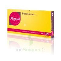 Oligosol Potassium Solution buvable en ampoule 14Amp/2ml à PÉLISSANNE