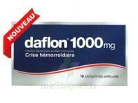 Daflon 1000 mg Comprimés pelliculés Plq/18 à PÉLISSANNE