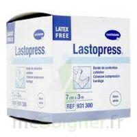 Lastopress® Bande De Compression Cohésive 7 Cm X 3 Mètres - Coloris Blanc à PÉLISSANNE