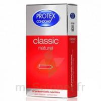 Protex Classic Naturel Préservatif avec réservoir B plast/5 à PÉLISSANNE