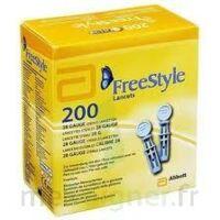 Freestyle Papillon Lancettes B/200