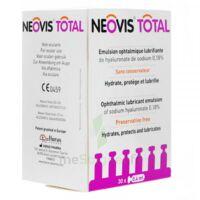 Neovis Total Solution Ophtalmique Lubrifiante Pour Instillation Oculaire 30 Unidose 0,4ml à PÉLISSANNE