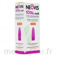 Neovis Total Multi S Ophtalmique Lubrifiante Pour Instillation Oculaire Fl/15ml à PÉLISSANNE