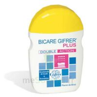 Gifrer Bicare Plus Poudre Double Action Hygiène Dentaire 60g à PÉLISSANNE
