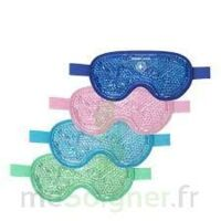 Kinecare Masque Thermique Oculaire Vert 21x10cm à PÉLISSANNE