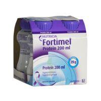 Fortimel Protein Sensation Nutriment neutre 4 Bouteilles/200ml à PÉLISSANNE
