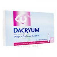 DACRYUM S p lav opht en récipient unidose 10Unid/5ml à PÉLISSANNE