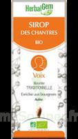 Herbalgem Sirop Bio Des Chantres 150ml à PÉLISSANNE