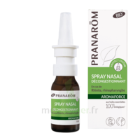 Aromaforce Solution Nasale Dégage Le Nez 15ml à PÉLISSANNE