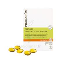 Oléocaps 3 Caps Confort Digestif Bio B/30 à PÉLISSANNE