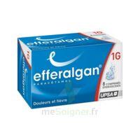 Efferalganmed 1 G Cpr Eff T/8 à PÉLISSANNE