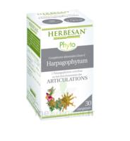 Herbesan Phyto Harpagophytum Comprimés Articulations B/30 à PÉLISSANNE