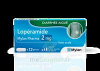 LOPERAMIDE MYLAN PHARMA 2MG, gélules à PÉLISSANNE