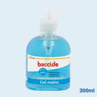 Baccide Gel Mains Désinfectant Sans Rinçage 300ml à PÉLISSANNE