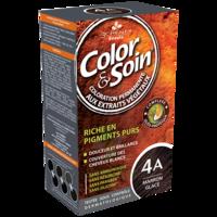 Color&soin Kit Coloration Permanente 4a Marron Glacé à PÉLISSANNE