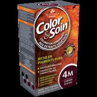 Color&soin Kit Coloration Permanente 4m Châtain Acajou à PÉLISSANNE