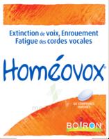 Boiron Homéovox Comprimés à PÉLISSANNE