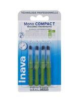 Inava Brossettes Mono-compact Vert Iso 6 2,2mm à PÉLISSANNE