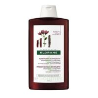 Klorane Quinine + Vitamines B Shampooing 400ml à PÉLISSANNE