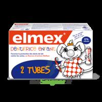 Elmex Duo Dentifrice Enfant, Tube 50 Ml X 2 à PÉLISSANNE