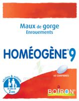 Boiron Homéogène 9 Comprimés à PÉLISSANNE