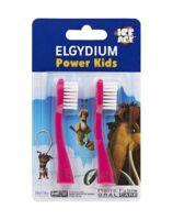 Elgydium Recharge Pour Brosse à Dents électrique Age De Glace Power Kids à PÉLISSANNE