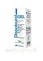 Dissolvurol Gel Au Silicium T/100g à PÉLISSANNE