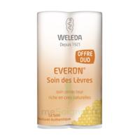 Weleda Duo Soin Des Lèvres Everon® 9,6ml