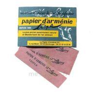 Papier D'armenie Feuille