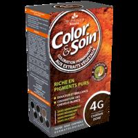 Color&soin Kit Coloration Permanente 4g Châtain Doré à PÉLISSANNE