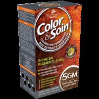 Color&soin Kit Coloration Permanente 5gm Châtain Clair Cappucino à PÉLISSANNE