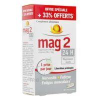 Mag 2 24h Comprimés Lp Nervosité Et Fatigue B/45+15 Offert à PÉLISSANNE